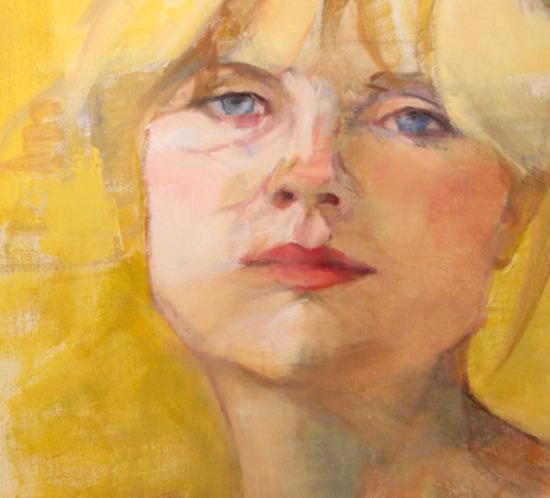 Marissa Oil Painting