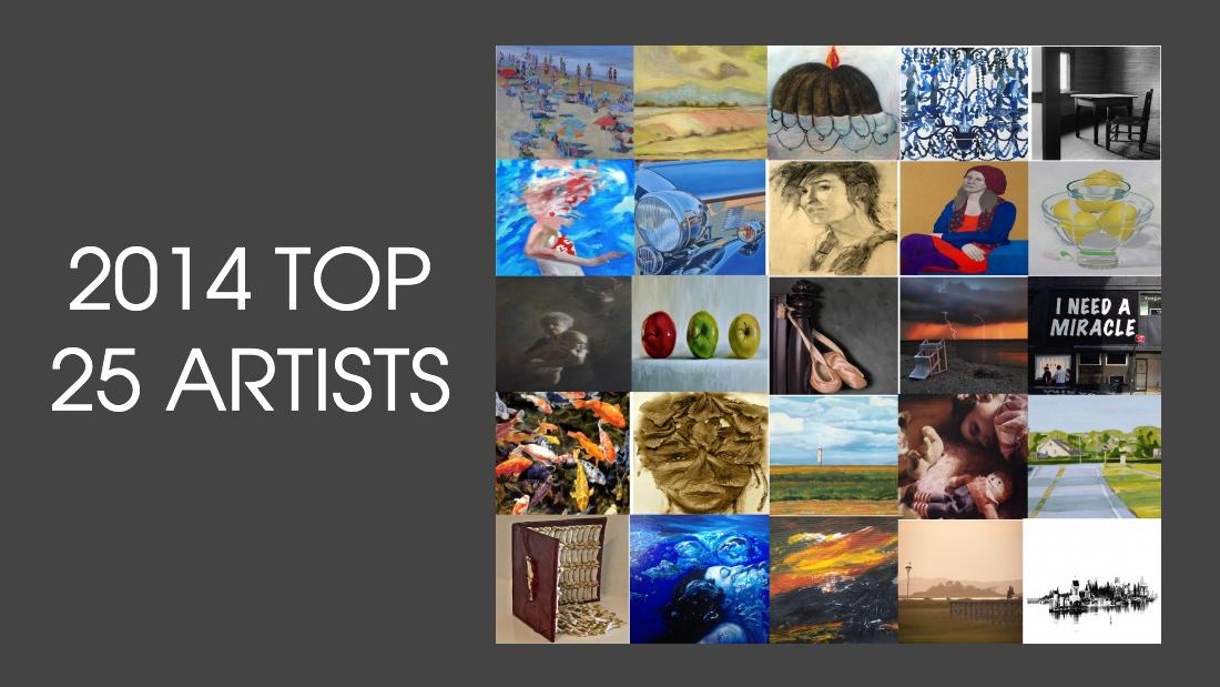 25 Top Artists